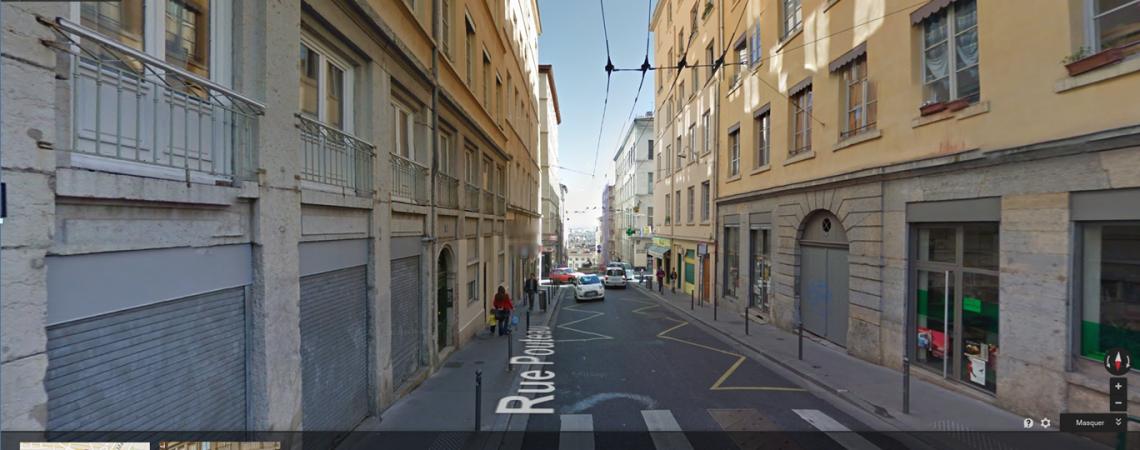 Street View Les Pentes
