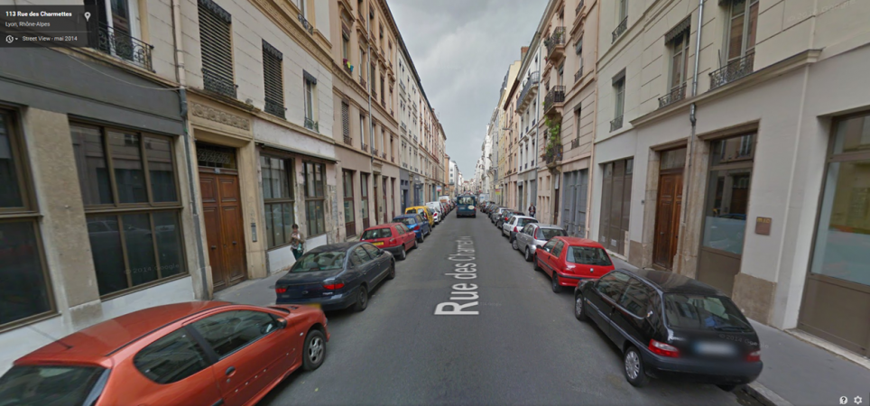 Street View CHARMETTES