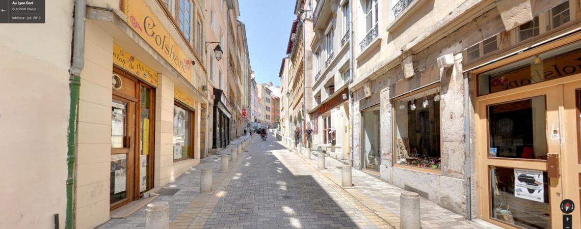 Street View Grande Côte